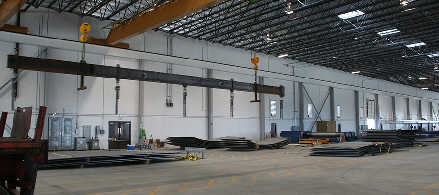 Landmark Fabrication Facility Hasen Construction